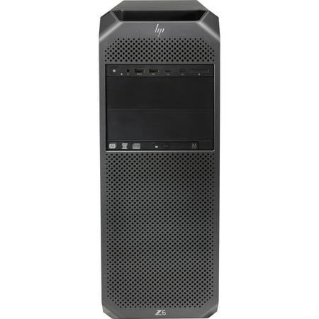 HP Z6 G4 Workstation - Intel Xeon Silver 4116 Dodeca-core (12 Core) 2.10 GHz - 16 GB DDR4 SDRAM - 512 GB SSD - Windows 10 Pro
