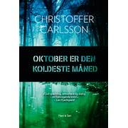 Oktober er den koldeste måned - eBook
