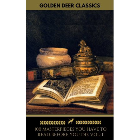 100 Books You Must Read Before You Die [volume 1] (Golden Deer Classics) - eBook thumbnail