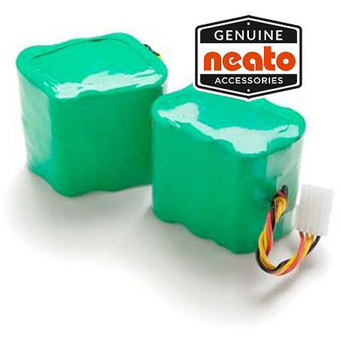 Neato Robotics XV Series Battery Replacement Kit, Set of 2