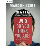 Who Do You Think You Are? : Study Guides with Daily Devotions