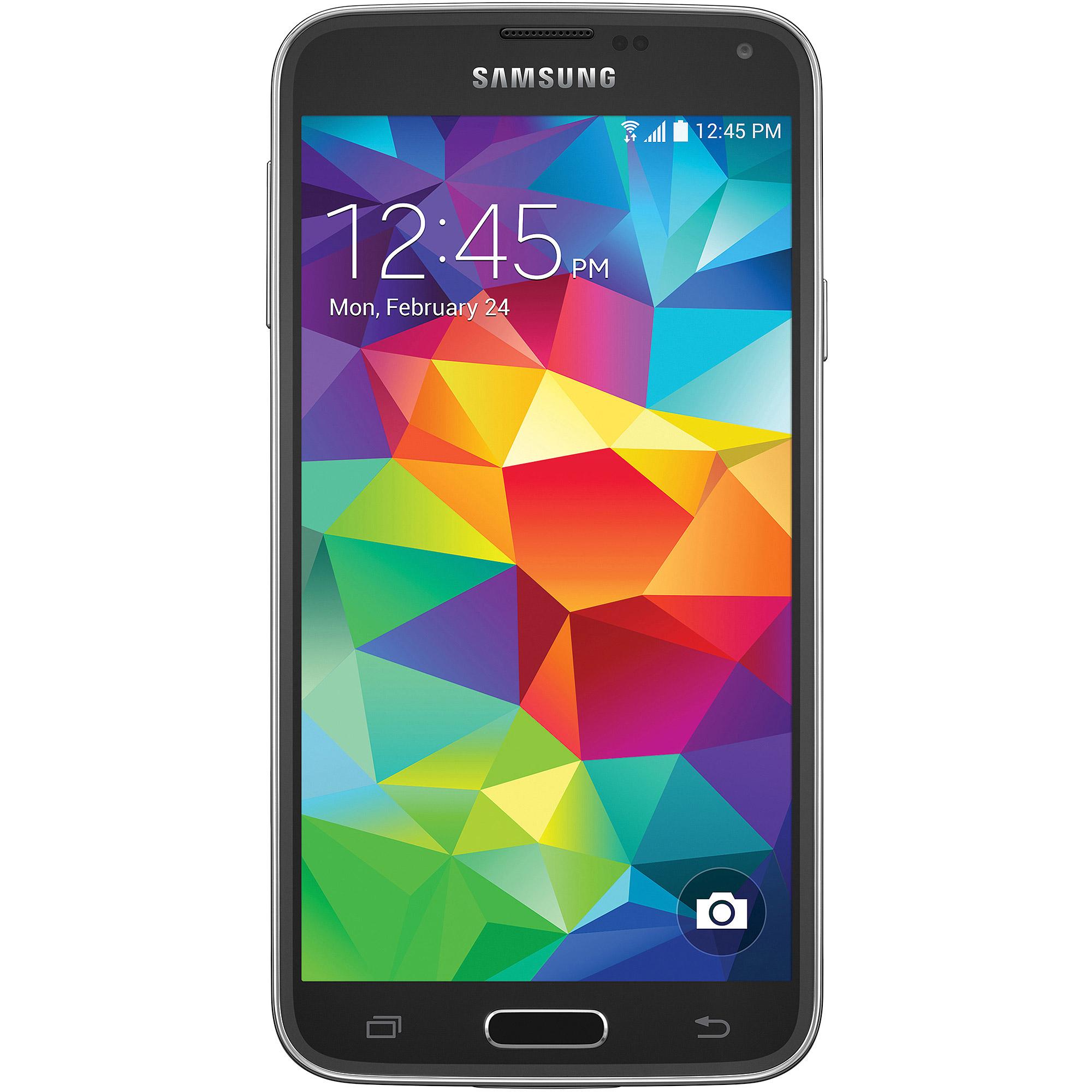 Verizon Wireless Samsung Galaxy S5 Prepaid Smartphone
