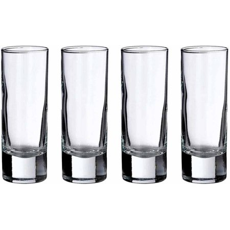 Lillian Rose Set of 4 Tall Shot Glasses - Shot Glass Desserts