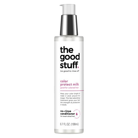 The Good Stuff Color Protect Milk Conditioner 6.7 oz Goody Hair Care