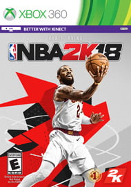 NBA 2k18 Early Tip-Off Edition, 2K, Xbox 360, 710425499050