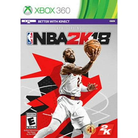 NBA 2k18 Early Tip-Off Edition, 2K, Xbox 360, - Halloween Xbox 360