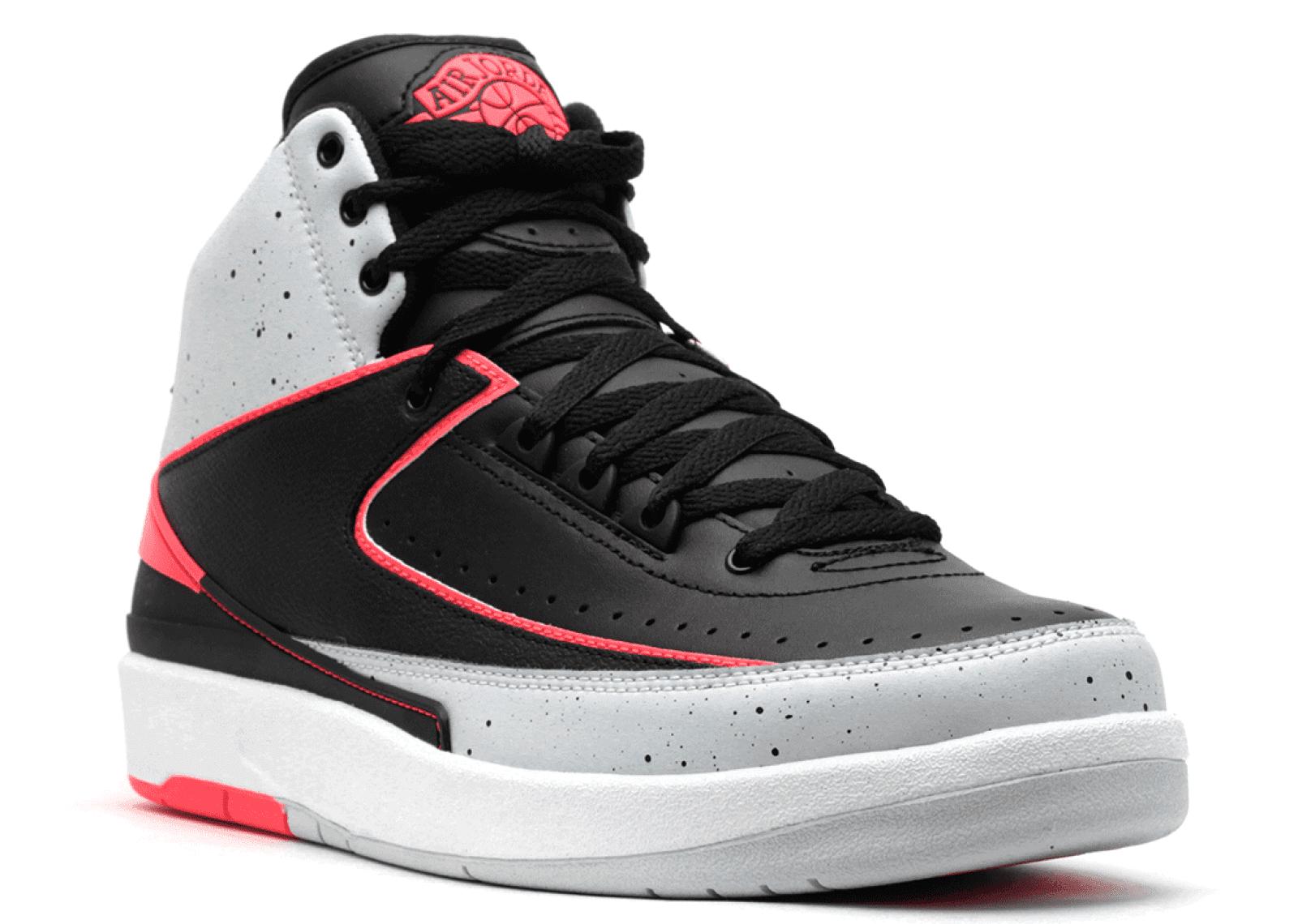 Air Jordan 2 Retro 'Infrared 23