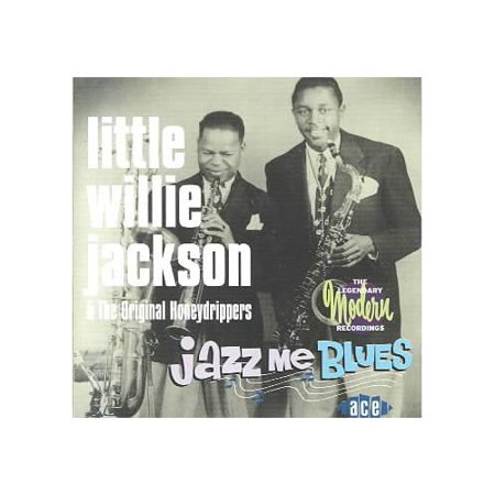 Full performer name: Little Willie Jackson & The Original Honeydrippers.Contains 24 tracks. - Halloween's Original Name