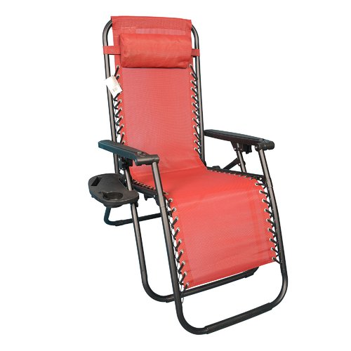 Freeport Park Orrington Folding Zero Gravity Chair