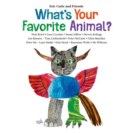 What's Your Favorite Animal? - eBook