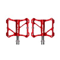 Product Image Aluminum Alloy Ultralight Mountain Bike MTB Road Bike Fixed  Gear Bicycle Pedals Foot Pegs Outdoor Riding 40007e1ba