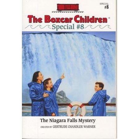 Halloween Party Niagara Falls (The Niagara Falls Mystery)