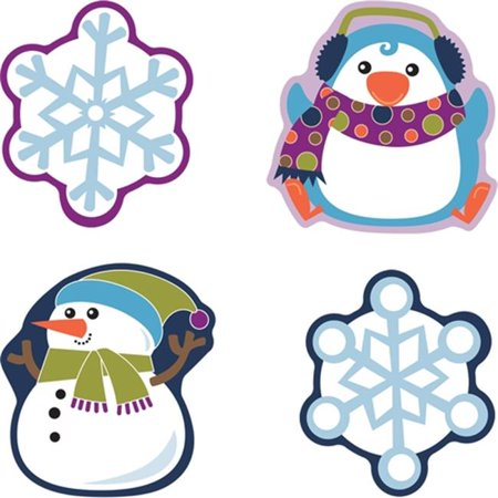Winter Mix Cut Outs