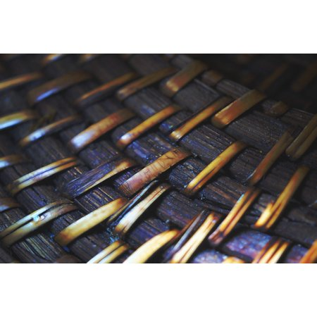 LAMINATED POSTER Weave Pattern Design Texture Background Macro Poster Print 24 x 36 Textured Weaves Pattern