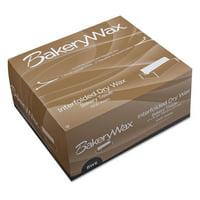 Bagcraft EcoCraft Interfolded Dry Wax Bakery Tissue,6x 10 3/4, White,1000/Box,10 Box/Crtn