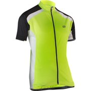 Men's Pro Mesh Cycling Jersey: Hi-Vis LG