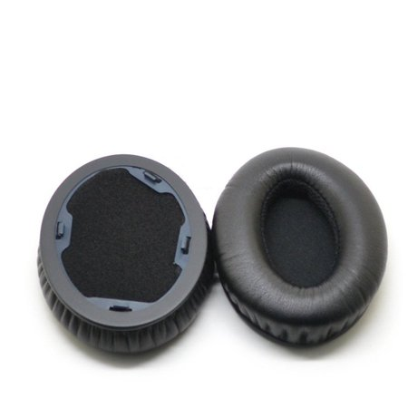 8f50b0bb5 VEVER ® 1Pair Replacement Ear Pads Earpuds Ear Cushions Cover for Monster  beats by Dr.