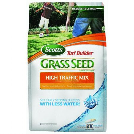 Scotts Turf Builder High Traffic Mix Grass Seed