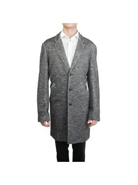 63764194110c Product Image Good Man Brand Men's Wool Top Coat Jacket Grey