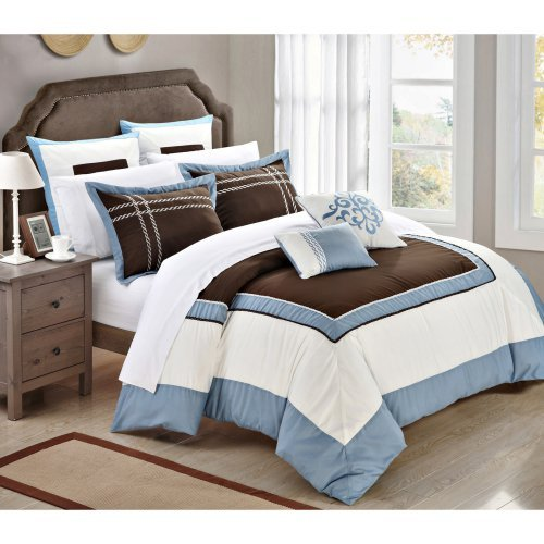 Chic Home Ballroom 11 Piece Comforter Set