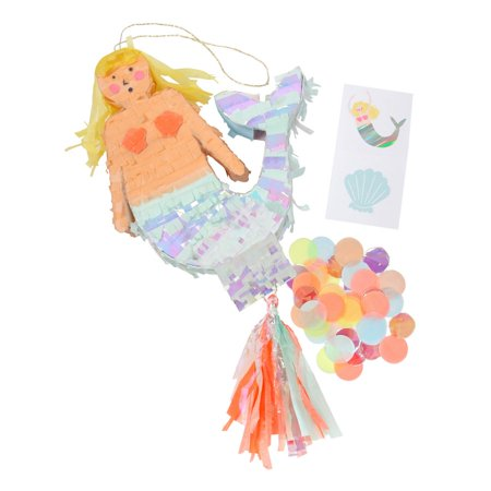 Mermaid Pinata Favor (1)](Little Mermaid Pinatas)