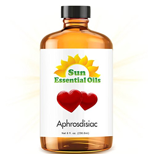 Aphrodisiac (Huge 8oz) Best Blend Essential Oil