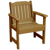 highwood® Eco-Friendly Recycled Plastic Lehigh Garden Chair