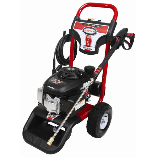Simpson Mega Shot 3000 PSI Premium Gas Pressure Washer