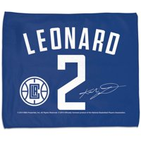 "Kawhi Leonard LA Clippers WinCraft 15"" x 18"" NBA Player Rally Towel - No Size"