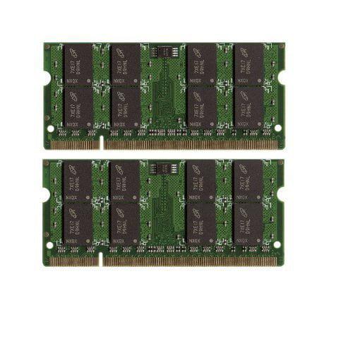 Samsung NEW 8GB (2x4GB) DDR2-800 SODIMM Laptop Memory PC2...