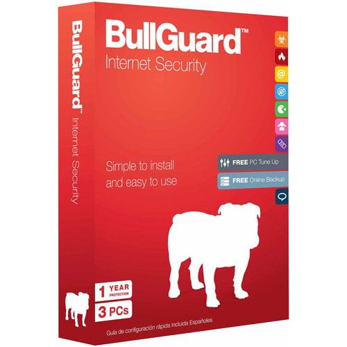 BullGuard Internet Security 3 PCs/1 Year (PC) (Digital Code)