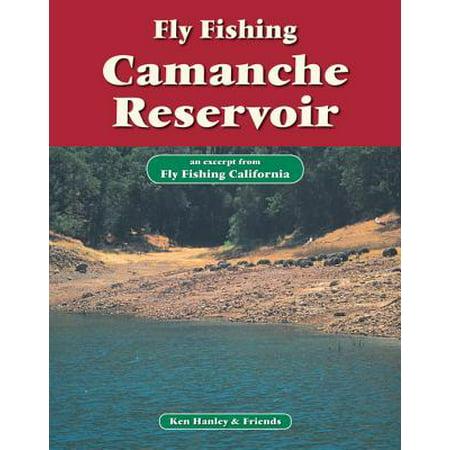Reservoir Fishing Map - Fly Fishing Camanche Reservoir - eBook