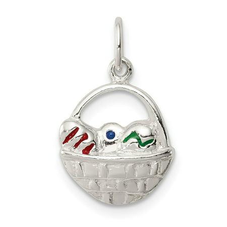 Silver Enamel Jewelry (Roy Rose Jewelry Sterling Silver Enameled Easter)