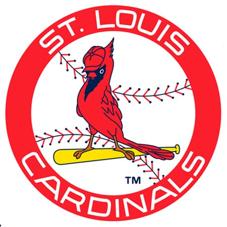 St. Louis Cardinals Fathead Logo Giant Removable Decal - No Size