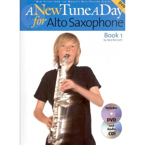A New Tune a Day for Alto Saxophone: Book 1