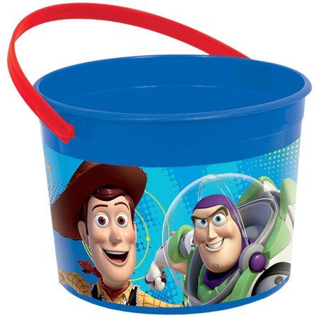 Toy Story Plastic Favor Container (Each)