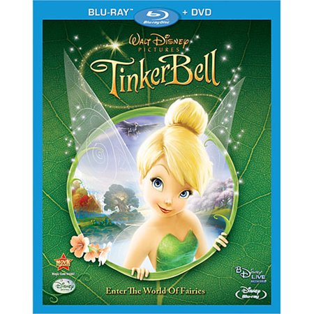Tinkerbell Movie Order (Tinker Bell (Blu-ray + DVD))