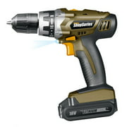 Rockwell SS2800 ShopSeries 18V Cordless Lithium-Ion 3/8 in. Drill Kit
