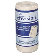 Georgia Pacific Professional Perforated Paper Towel, 11 x 8 4 5, Brown, 250 Roll, 12 Packs Carton by Georgia Pacific