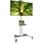 """VIVO Ultra Heavy Duty TV Cart for 37"""" to 70"""" Flat Screen 