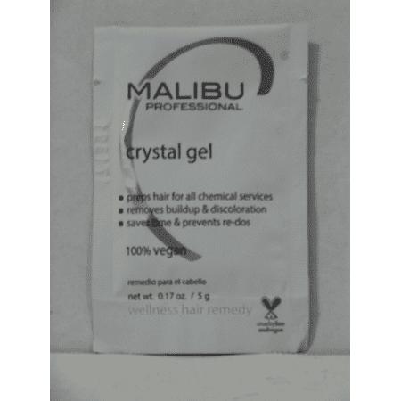 Malibu C Crystal Gel Normalizer -Pack of 4