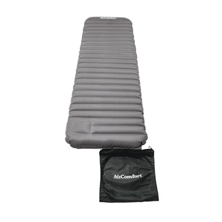 Air Comfort Roll and Go Lightweight Sleeping Pad, (Best Air Elite Water Pad)