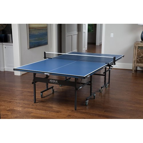 Joola USA JOOLA 15mm Tour 1500 Indoor Table Tennis Table and Net Set