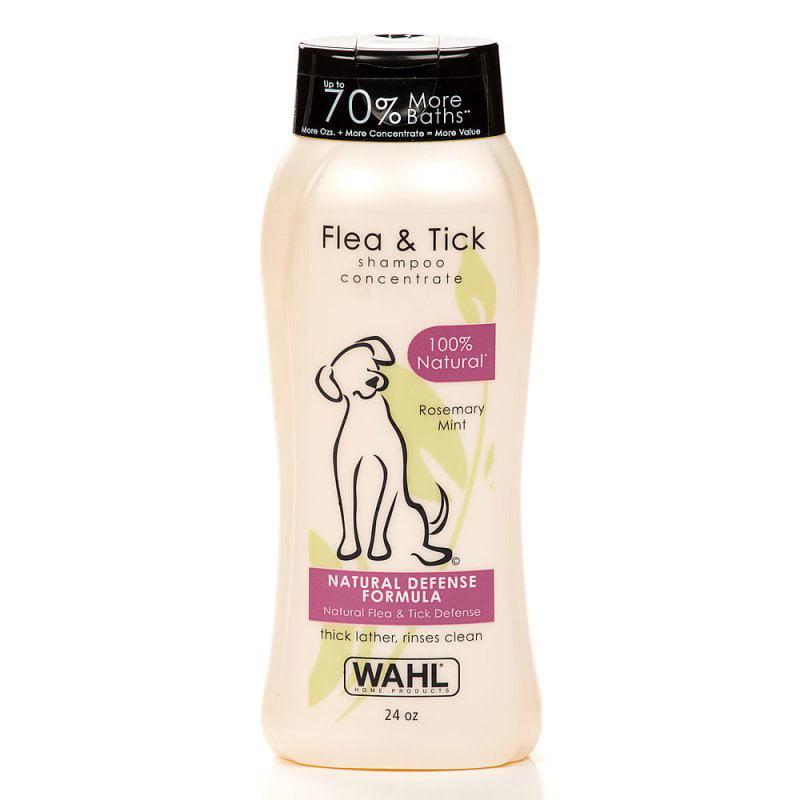 Wahl Tick & Flea Pet Shampoo