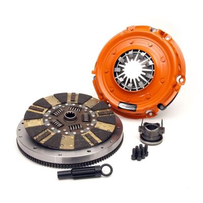 CENTERFORCE KDF379176 12-14 JEEP SUV/TRUCK DUAL FRICTION CLUTCH KIT W/ PRESSURE PLATE/DISC/FLYWHEEL/TOOL/TOB/PB/BOLTS