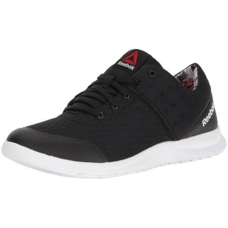 82d0b1dc040 Reebok AR2633 : Women's Dmx Lite Prime Walking Shoe (BLACK/WHITE, 10 B(M)  US)
