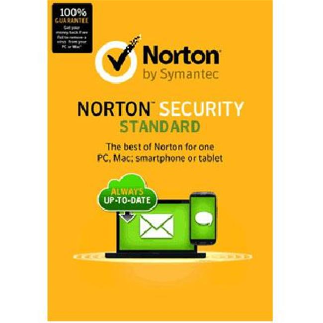Symantec 21353868 Symantec Norton Security Standard by Symantec