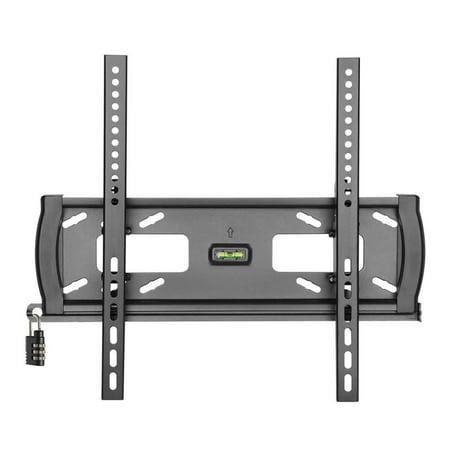 Ge Security Wall Mount - Heavy-Duty Tilt Security Wall Mount for 32
