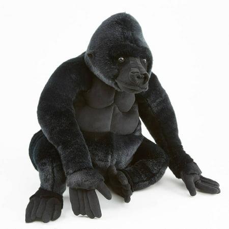 Melissa & Doug Giant Gorilla - Lifelike Stuffed Animal (over 2 feet tall) for $<!---->