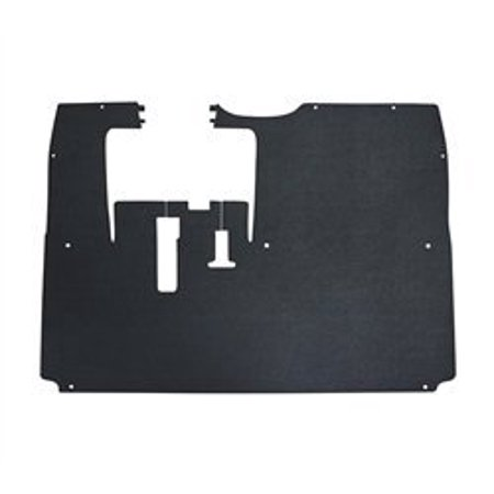 Yamaha Drive G29 Golf Cart Black Vinyl Replacement Floor Mat (Yamaha Floor)